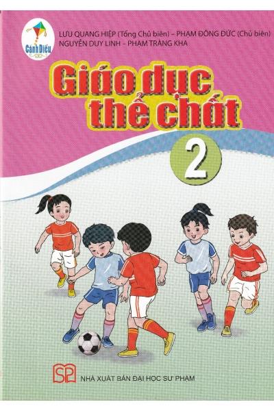 Sách giáo dục thể chất lớp 2 - Bộ sách cánh diều