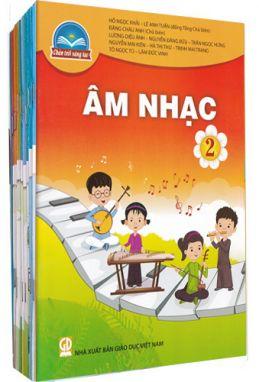 Bộ sách giáo khoa lớp 2 - Bộ chân trời sáng tạo
