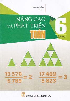 Nâng cao và phát triển toán 6 tập 2