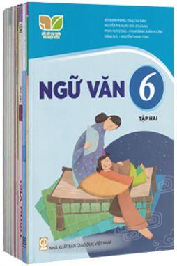 Bộ sách giáo khoa lớp 6 - Bộ kết nối tri thức với cuộc sống