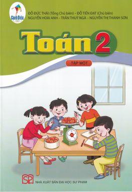 Toán 2/1 - Cánh diều SP