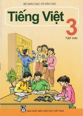 Tiếng Việt 3 tập 2