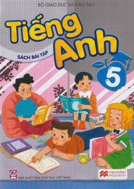 Tiếng anh 5 - Sách bài tập