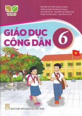 Giáo dục công dân 6 - Bộ kết nối tri thức với cuộc sống