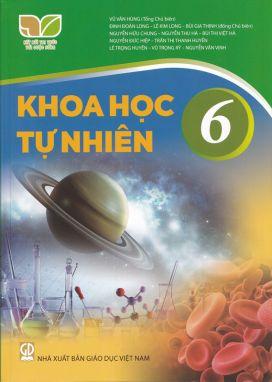 Khoa học tự nhiên 6 - Kết nối sgk