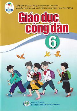 Giáo dục Công dân 6 - Cánh diều
