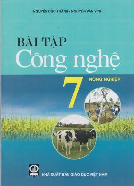 Bài tập công nghệ 7 - nông nghiệp