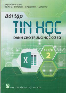 Tin học dành cho THCS quyển 2