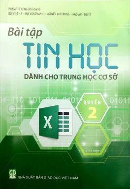 Bài tập tin học dành cho THCS quyển 2