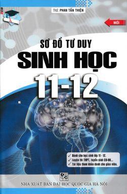 Sơ đồ tư duy sinh học 11-12