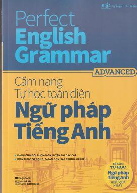 Perfect English Grammar- Cẩm nang tự học toàn diện ngữ pháp tiếng anh MGB