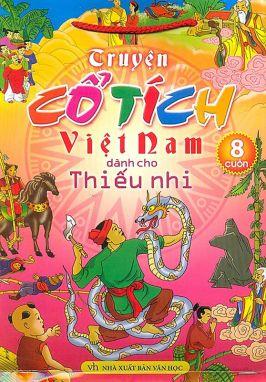 Truyện túi: Truyện cổ tích Việt Nam dành cho thiếu nhi (8 cuốn )