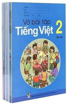 Bộ Sách Giáo Khoa Lớp 2 ( Năm Học 2020 - 2021 )